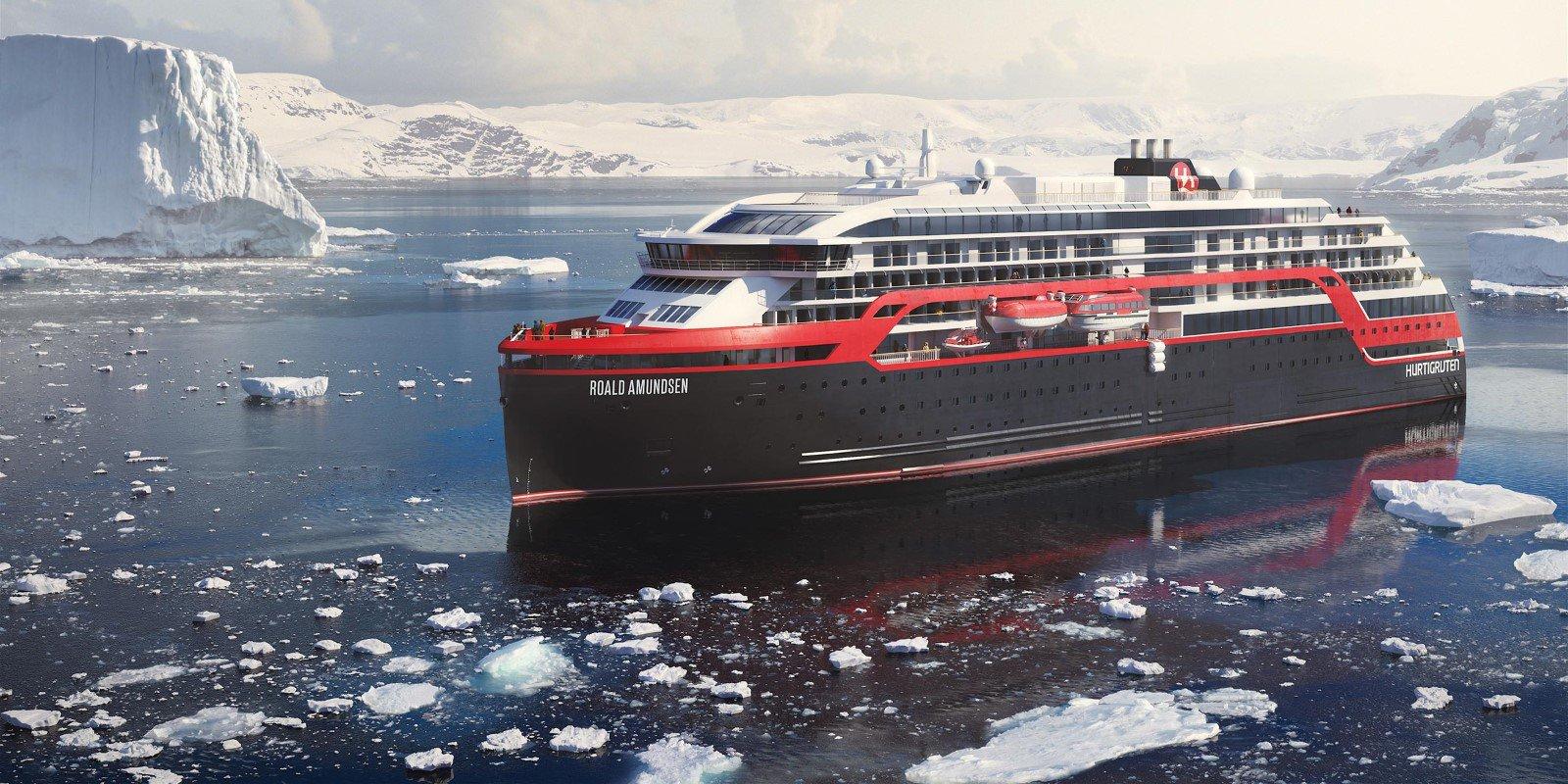 MS Roald Amundsen 2018