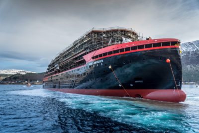 MS Roald Amundsen (2018 Feb)