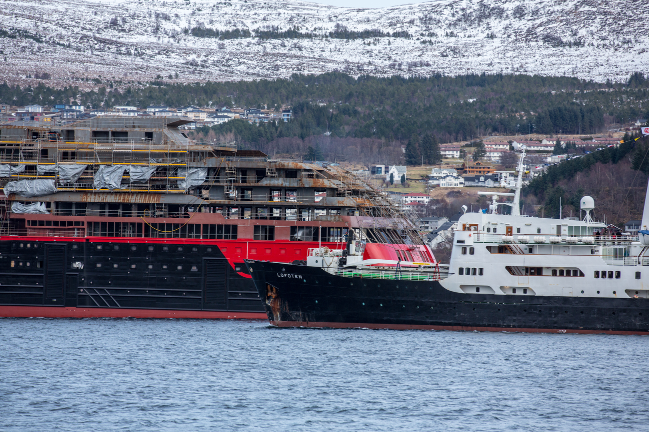MS Roald Amundsen 2018 (Feb)