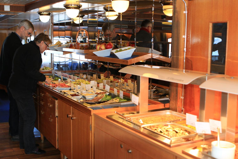 MS Lofoten Restaurante