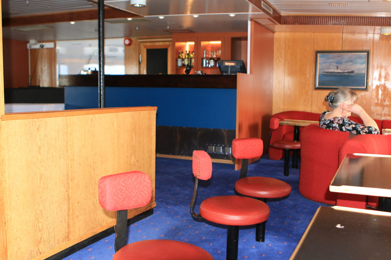 MS Lofoten Heck-Bar