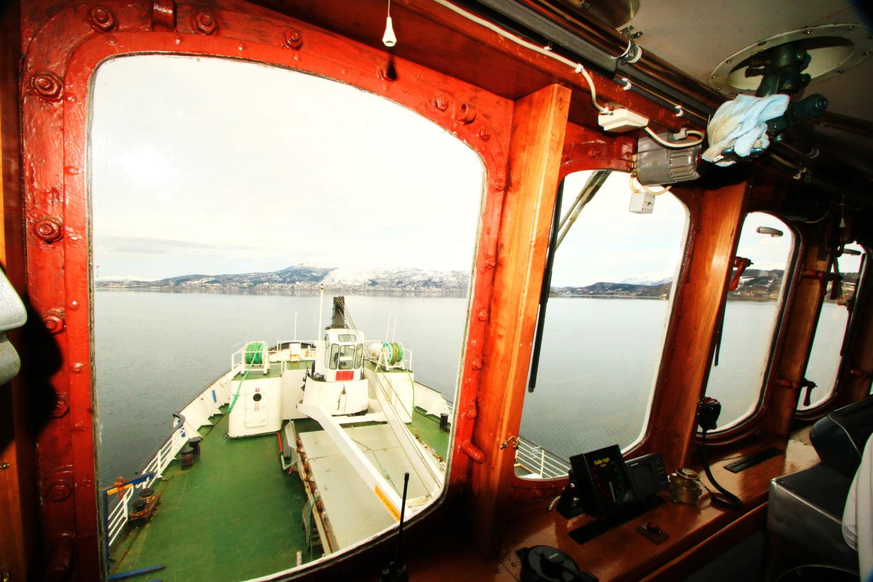 MS Lofoten Brücke