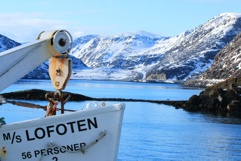 MS Lofoten Aprilreise 2016