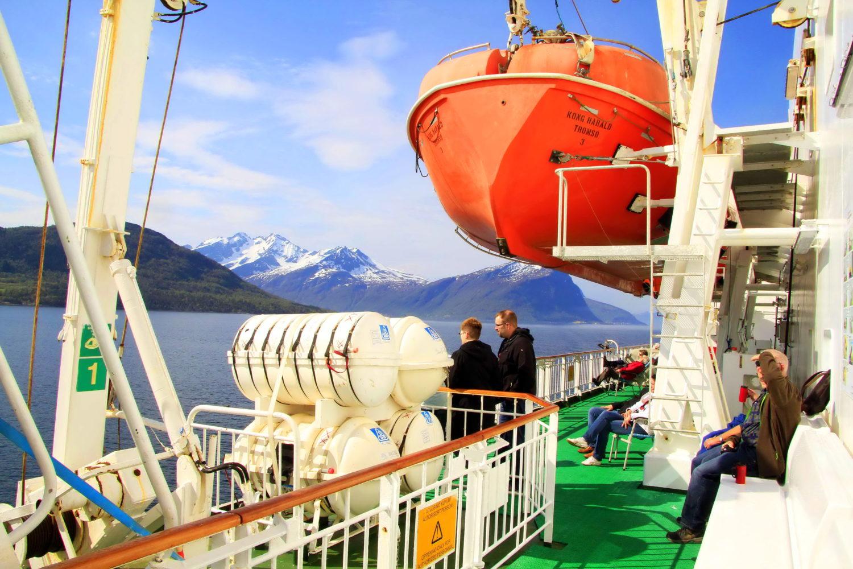 Geirangerfjord, Møre og Romsdal ©HorstReitz