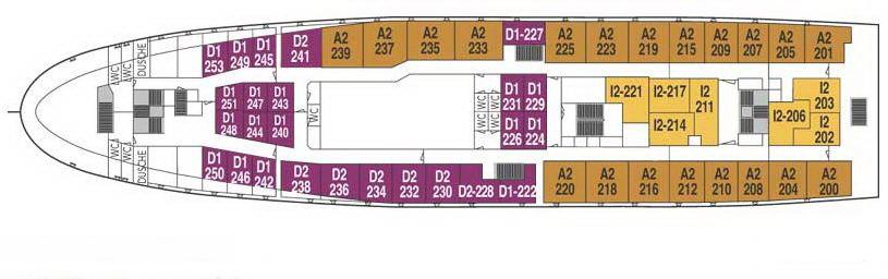 MS-Lofoten Deck B