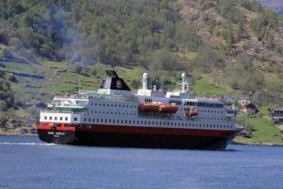 MS Kong Harald 1993