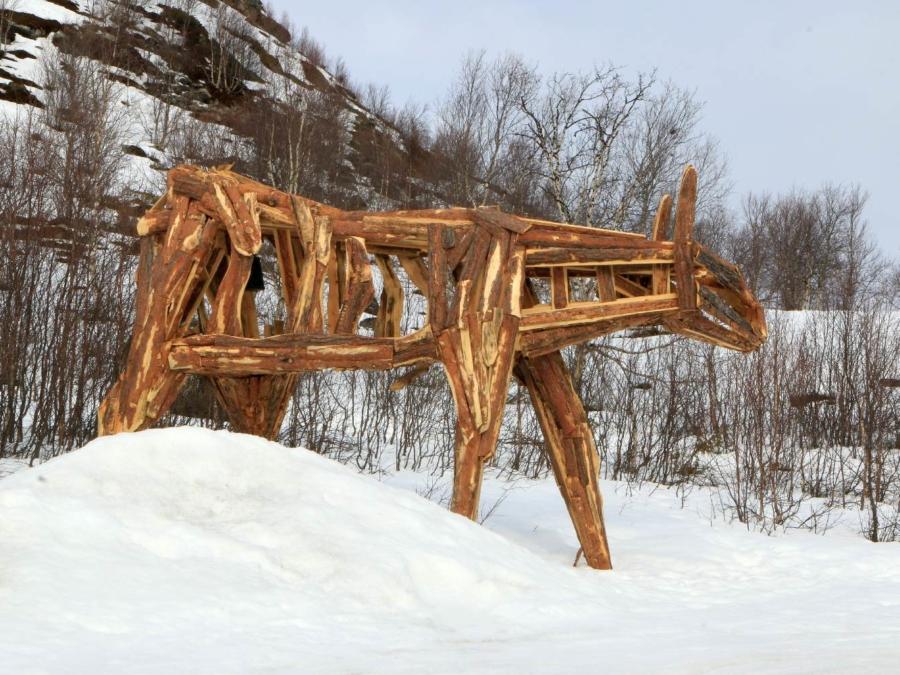 Kirkenes Snowhotel ©Horst Reitz