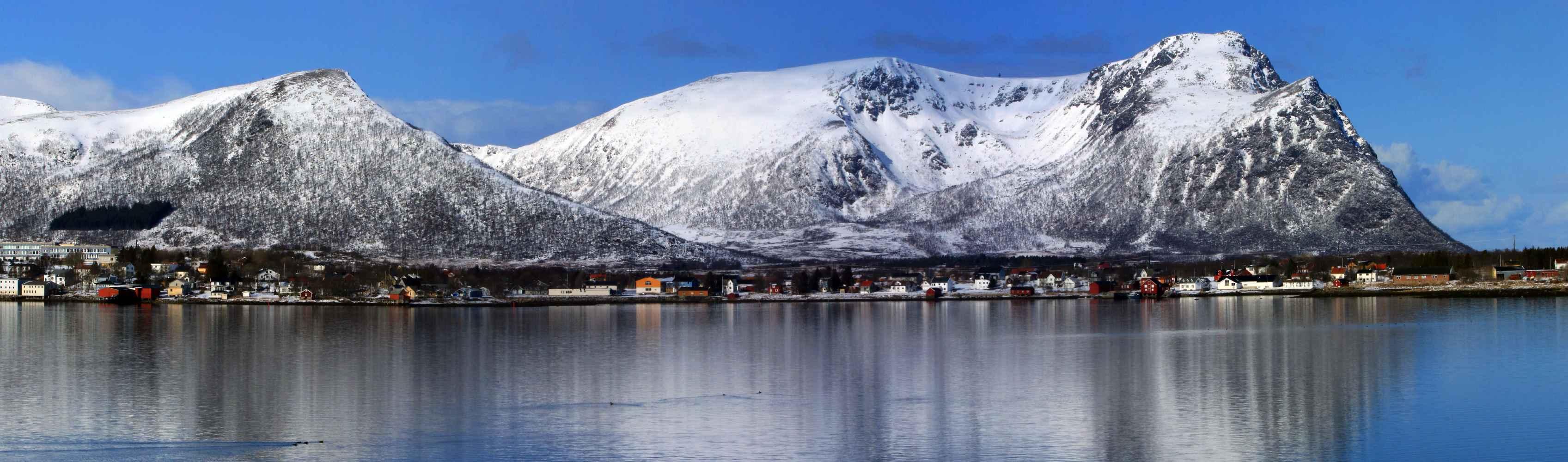 Typisch Norwegen ©Horst Reitz