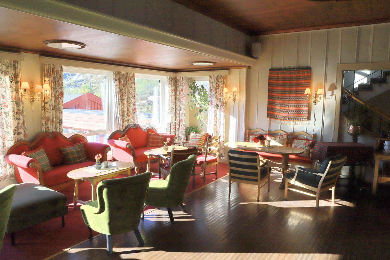 Vatnahalsen Hotel bei Myrdal ©Horst Reitz