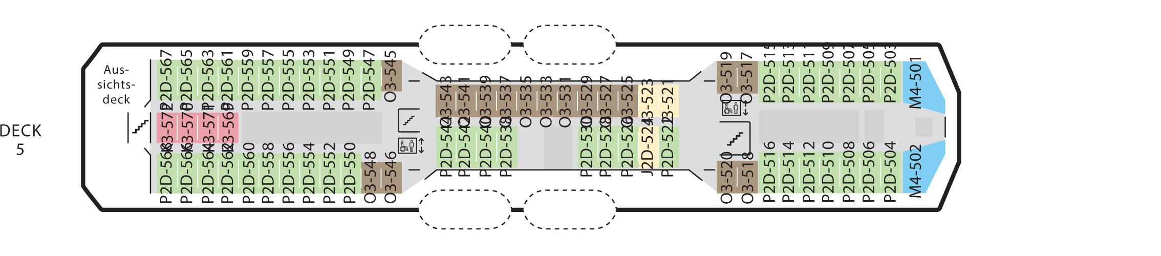 Kong-Harald-deckplan
