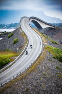 Norwegen Atlantic Ocean Road ©123RF