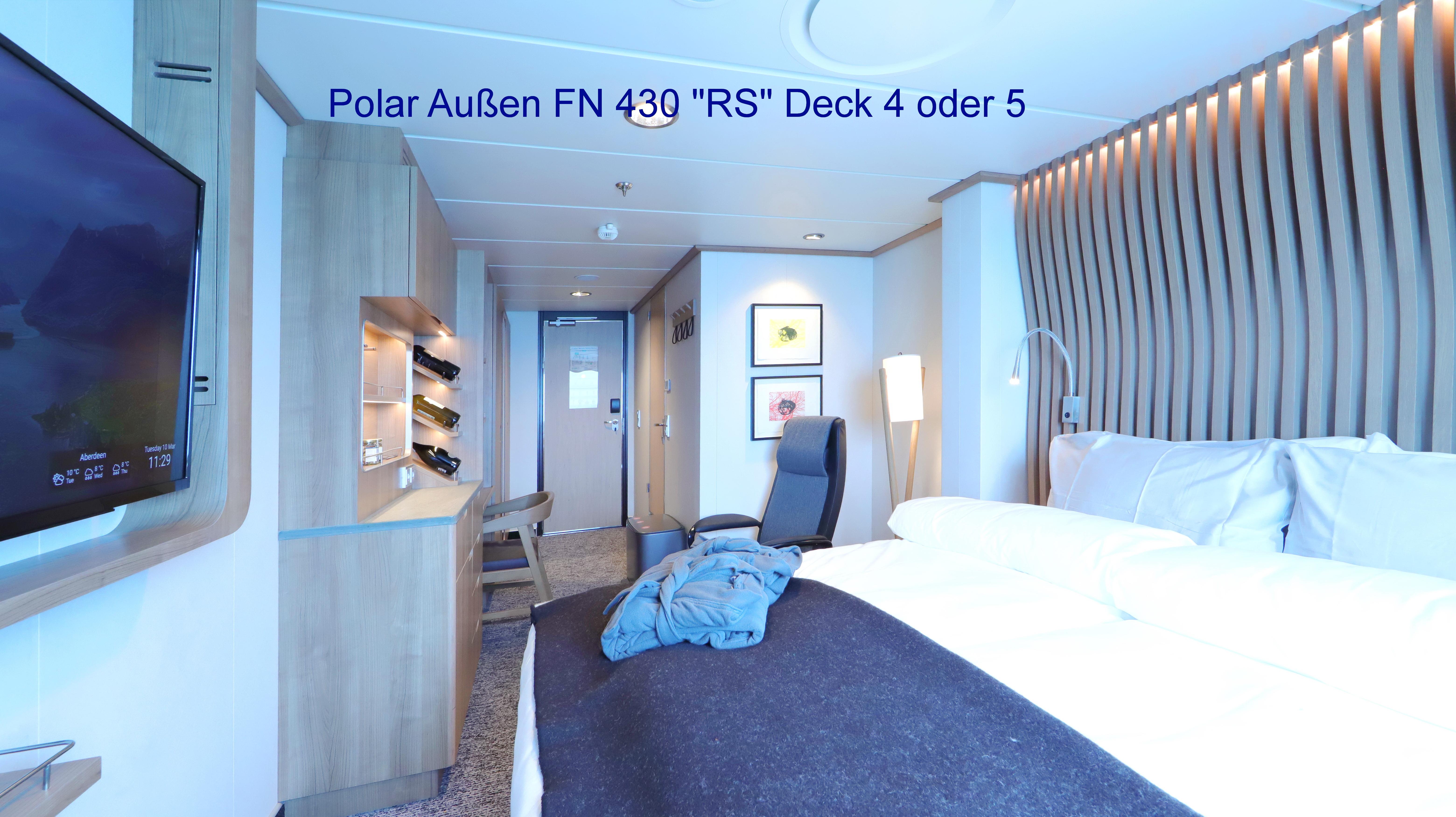 MS Fridtjof Nansen; Polar Außen 430